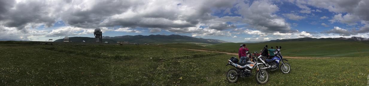 обсерватория, плато Ассы